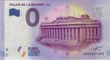 Billet touristique 0€ Palais de la bourse Paris 2017