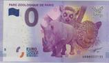Billet touristique 0€ Parc zoologique de Paris 2017