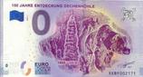 Billet touristique 0€ 150 jahre entdeckung dechenhohle 2018