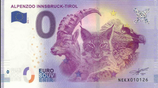 Billet touristique 0€ Alpenzoo Innsbruck Tirol 2018