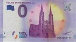 Billet touristique 0€ Eglise Saint Baudile Nimes 2017