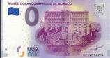 Billet touristique 0€ Musée océanographique de Monaco bâtiment 2018