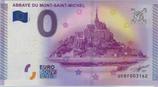 Billet touristique 0€ Abbaye du Mont Saint Michel 2015