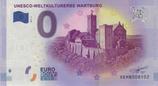 Billet touristique 0€ Unesco Weltkulturerbe Wartburg 2017
