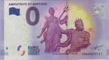 Billet touristique 0€ Amphitrite et Neptune 2017