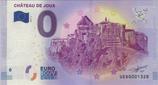 Billet touristique 0€ Chateau de Joux 2017