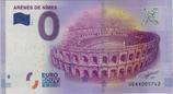 Billet touristique 0€ Arènes de Nîmes 2016