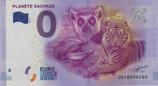 Billet touristique 0€ Planète sauvage 2016