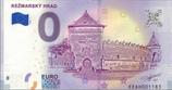 Billet touristique 0€ Kezmarsky Hrad 2018