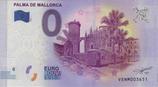 Billet touristique 0€ Palma de Mallorca 2017