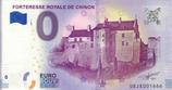 Billet touristique 0€ Forteresse royale de Chinon 2018