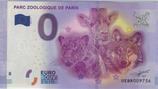 Billet touristique 0€ Parc zoologique de Paris 2016