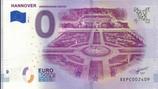 Billet touristique 0€ Hannover 2018