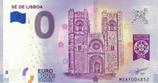 Billet touristique 0€ Se de Lisboa 2018