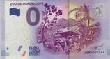 Billet touristique 0€ Zoo de Guadeloupe 2017