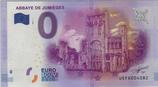 Billet touristique 0€ Abbaye de Jumièges 2016