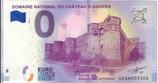 Billet touristique 0€ Domaine national du chateau d'Angers 2018