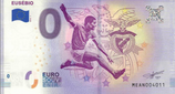 Billet touristique 0€ Eusebio 2018