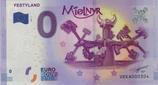 Billet touristique 0€ Festyland Miolnyr 2017