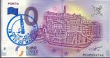 Billet touristique 0€ Porto tamponné 2018