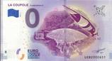 Billet touristique 0€ La coupole planétarium 3D 2018