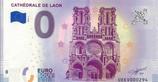 Billet touristique 0€ Cathédrale de Laon 2018