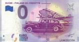Billet touristique 0€ Suomi Finland DC Yhdistys DC Association 2018