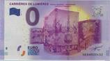 Billet touristique 0€ Carrières des Lumières Bosch Bruegmel Arcimboldo 2017