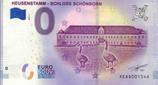 Billet touristique 0€ Heusenstamm Schloss Schonborn 2018