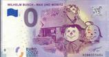 Billet touristique 0€ Wihelm Busch Max and Moritz 2018