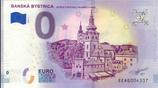 Billet touristique 0€ Banska Bystrica 2018