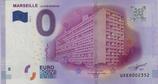 Billet touristique 0€ Marseille La cité radieuse 2016