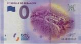 Billet touristique 0€ Citadelle de Besançon 2017