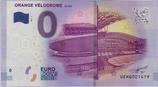 Billet touristique 0€ Orange vélodrome 50 ans 2017