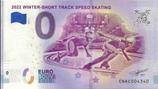 Billet touristique 0€ 2022 Winter Short track speed skating 2018