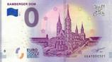 Billet touristique 0€ Bamberger Dom 2018