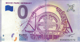 Billet touristique 0€ Movie park Germany 2018