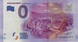 Billet touristique 0€ Gérardmer Hautes Vosges 2016