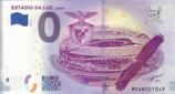 Billet touristique 0€ Estadio da luz Lisboa 2018