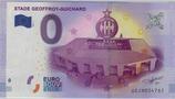 Billet touristique 0€ Stade Geoffroy Guichard 2016