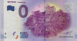 Billet touristique 0€ Beynac Périgord noir 2017