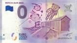 Billet touristique 0€ Berck sur Mer 2018