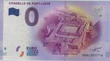 Billet touristique 0€ Citadelle de Port Louis 2017