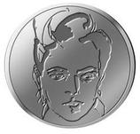 Médaille Thomas Schütte Mini-médaille Luise 2019