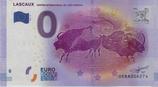 Billet touristique 0€ Lascaux Centre international de l'art pariétal 2017