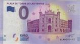 Billet touristique 0€ Plaza de toros de las ventas Madrid 2017