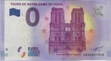Billet touristique 0€ Tours de Notre-Dame de Paris 2017