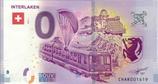 Billet touristique 0€ Interlaken 2018