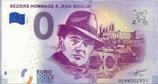 Billet touristique 0€ Béziers Hommage à Jean Moulin 2018