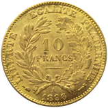 10 francs or Napoléon